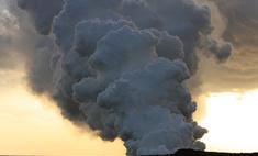 Вулкан в Исландии парализовал воздушное сообщение Европы