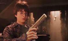 выглядел мир гарри поттера использовали огнестрельное оружие видео
