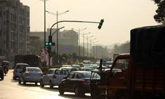 Карающий светофор в Мумбаи: чем больше ты гудишь, тем дольше будешь ждать