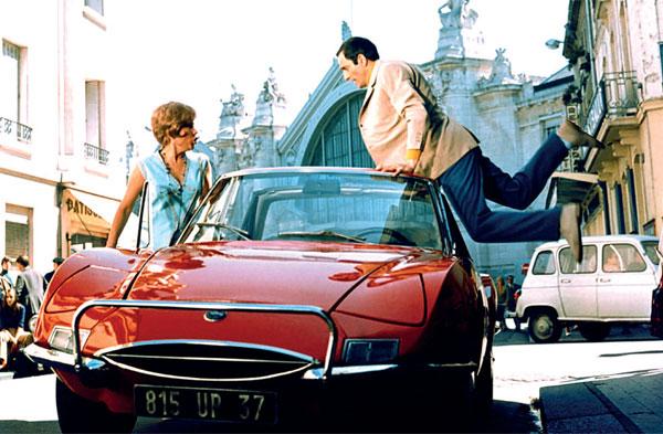"""""""Большая любовь""""/""""Le Grand Amour"""", реж. Пьер Этекс/Pierre Etaix (1969)"""
