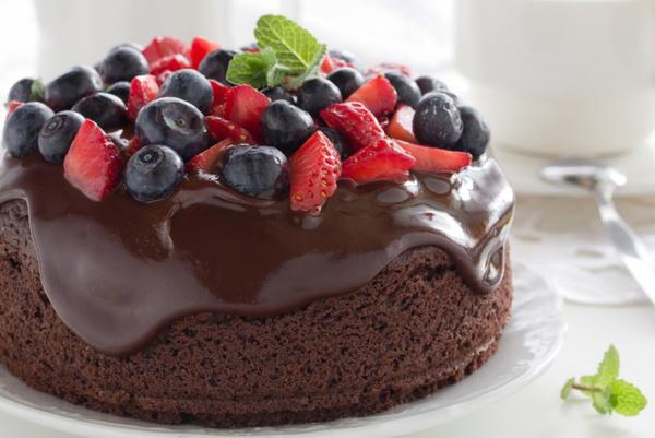 Украшение домашних пирогов