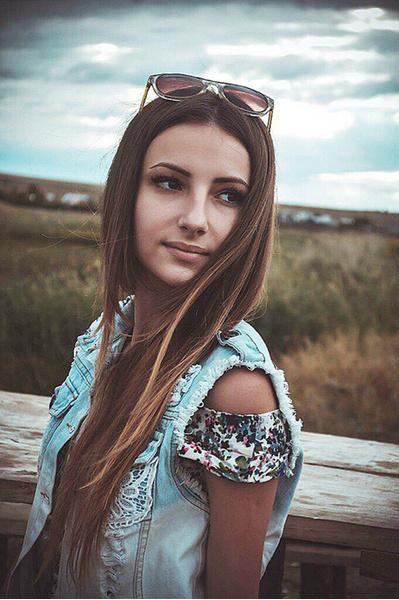 Красивые девушки на фотках