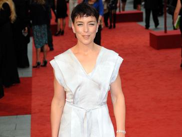 """Оливия Уильямс (Olivia Williams) на премьере фильма """"Анна Каренина"""" в Лондоне"""