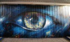 Шедевры с улицы. Лучшие граффити Магнитогорска
