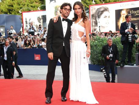 Открытие Венецианского кинофестиваля: красная дорожка