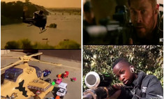 Нигерийские подростки переснимают трейлеры, и их версия боевика с Крисом Хемсвортом набрала 10 млн просмотров
