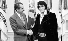 самых неловких встреч президентов рок-музыкантами