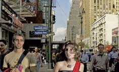Где искать звезд в Нью-Йорке