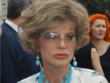 Людмила Гурченко сломала шейку бедра