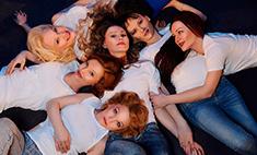 На сцене только девушки! Премьера спектакля в Рязани