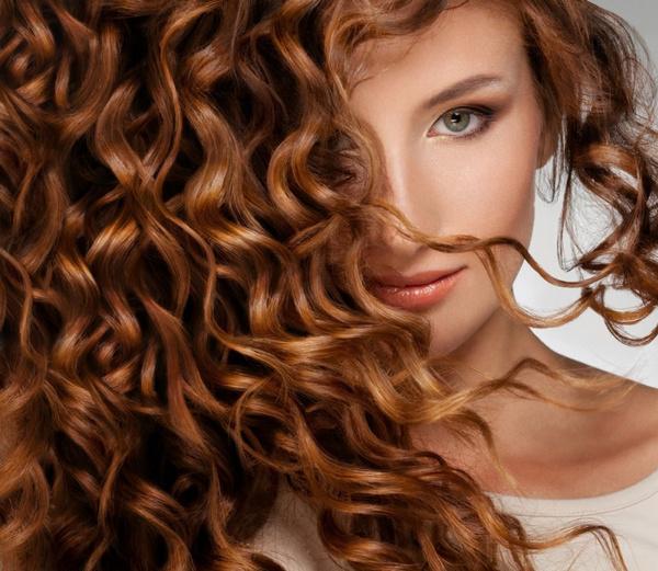 Состав волос
