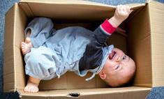 Педиатры: лучшая кроватка для младенца – коробка