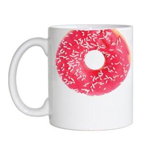 Кружка Pink Cake, orange-cow.ru, 450 руб. Эта волшебная чайная кружка обязательно понравится вашей подруге или коллеге или просто дополнит интерьер вашей кухни.