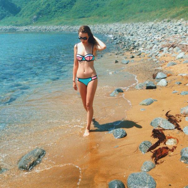 дикий пляж фото отдыхающих