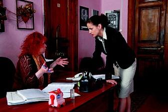 """Анна Ковальчук в сериале """"Тайны следствия"""""""