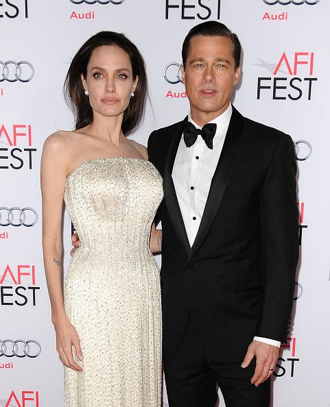 Джоли и Питт переехали жить в Лондон