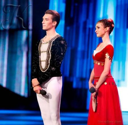 Большой балет: пермяки