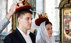 Свадьба года: Катя Токарева и Юра Слободян обвенчались