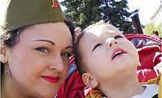 Весна, победа и любовь в Instagram кемеровчан