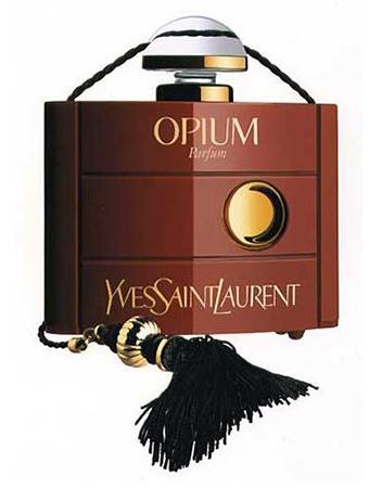 Yves Saint Laurent, Opium