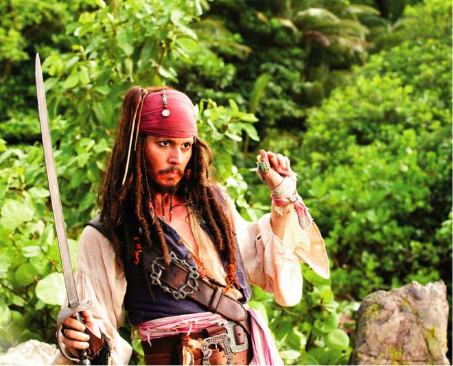 «Пираты Карибского моря» (2003 г.)