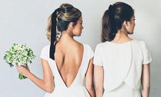 Вдохновение: 80 лучших свадебных платьев 2016 года