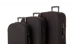 Готовимся к путешествию, выбираем чемодан на колесах