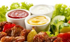 Маринуем мясо для шашлыка в кефире
