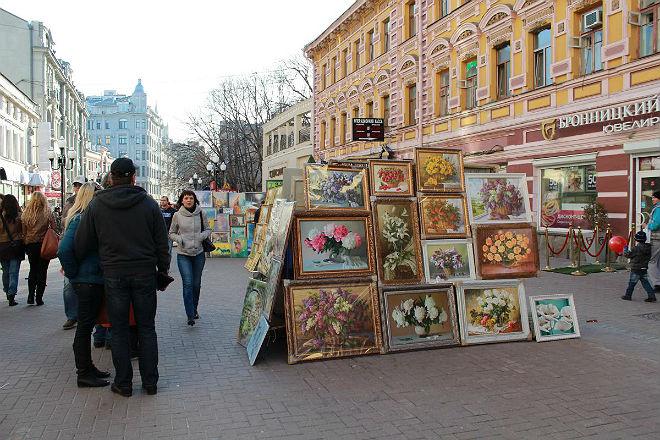 Куда пойти на майские праздники в Москве