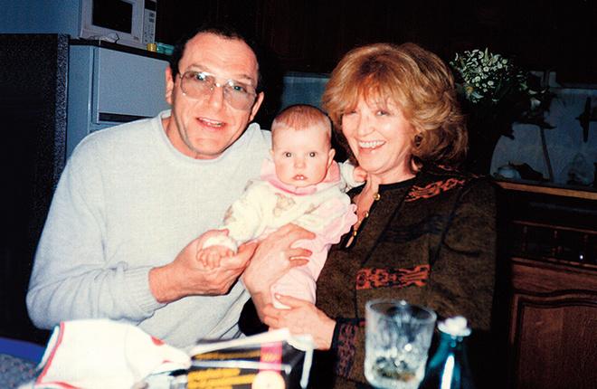 Эммануил Виторган, семья, фото