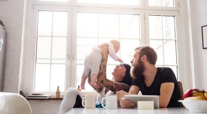 Как подготовить мужчину к роли отца