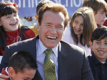 Арнольд Шварценеггер (Arnold Schwarzenegger) расскажет о себе