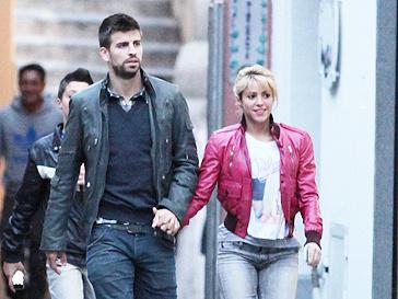 Шакира (Shakira) и Жерар Пике (Gerard Pique)