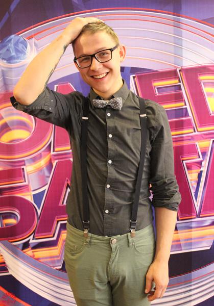 Алексей Аскотский, кастинг «Comedy Баттл», фото