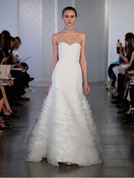 Лучшие коллекции Недели свадебной моды   галерея [3] фото [9]