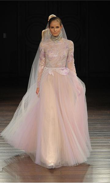 Лучшие коллекции Недели свадебной моды   галерея [5] фото [14]