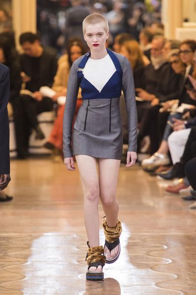 Неделя моды в Париже: день пятый   галерея [3] фото [1]