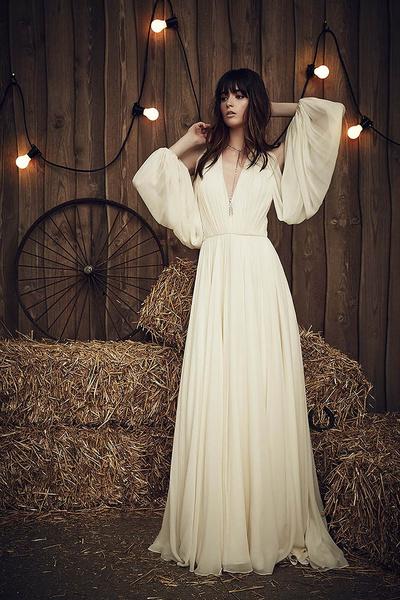 Лучшие коллекции Недели свадебной моды   галерея [6] фото [2]