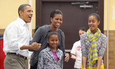 Дочерям Барака Обамы запретили пользоваться Facebook