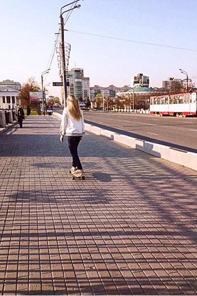 Как кататься на скейте