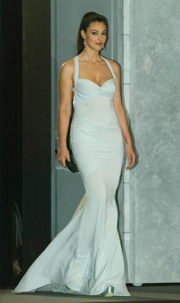 Моника Беллуччи, 2003 год
