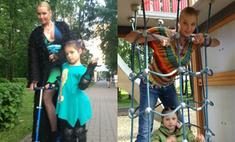 Анастасия Волочкова прививает дочери плохой вкус