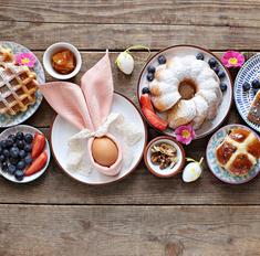 Встречаем Пасху: 17 рецептов традиционных праздничных блюд
