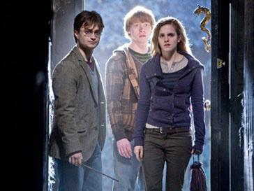 Harry Potter, Гарри Поттер, Дары смерти