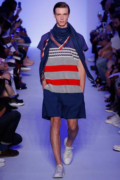 Неделя мужской моды в Париже: лучшие показы | галерея [3] фото [17]