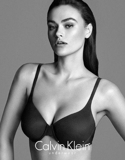 Рекламная кампания Calvin Klein
