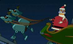 Как Санта-Клаусу удается развезти все подарки за одну ночь?
