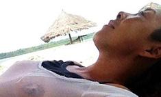 Анита Цой выложила в cеть откровенный снимок из отпуска