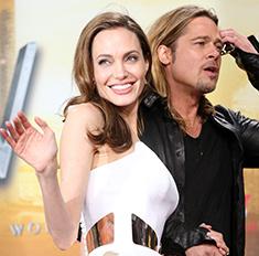 Джоли оклеветала Питта, чтобы увезти детей в Лондон