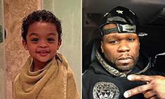Двухлетний сын рэпера 50 Cent стал моделью